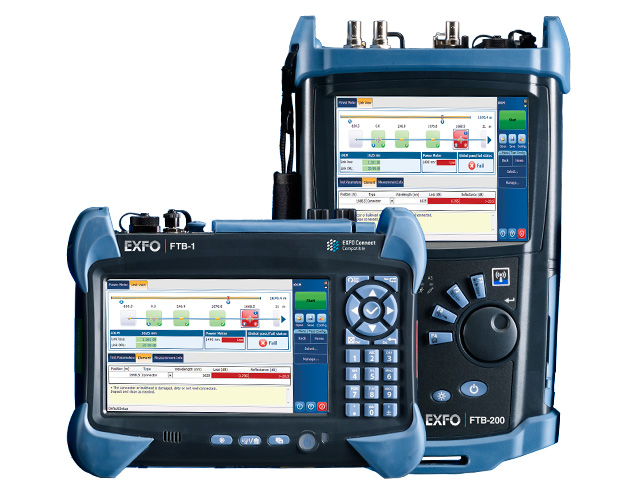 OTDR is an important Fiber Optic Testing Equipment