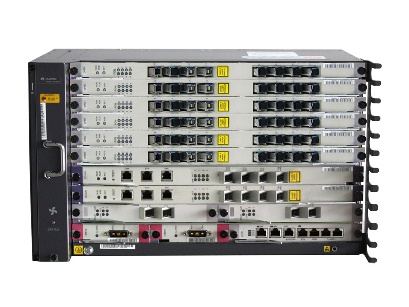 GPON OLT Overview Huawei MA5603T