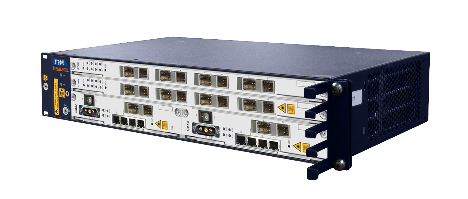 ZTE ZXA10 C320 GPON OLT Specification