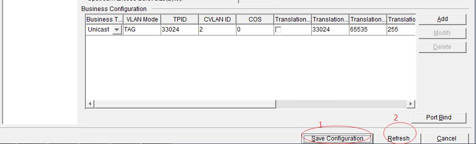 PHYHOME OLT ONU VLAN Configure 3